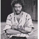 Signed photo from Othello