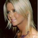August 2010 GiveAway #2, Tara Reid 8×10 photo with certificate of authenticity