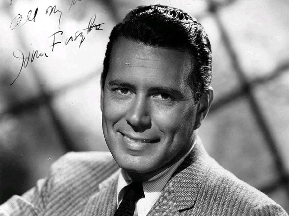 john forsythe movies and tv shows