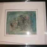 leonora carrington painting recently sold April 2010