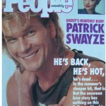 Patrick Swayze People Cover